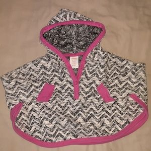 2/$20 Gymboree Poncho Sweater